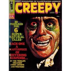 Creepy 026 1e druk 1968
