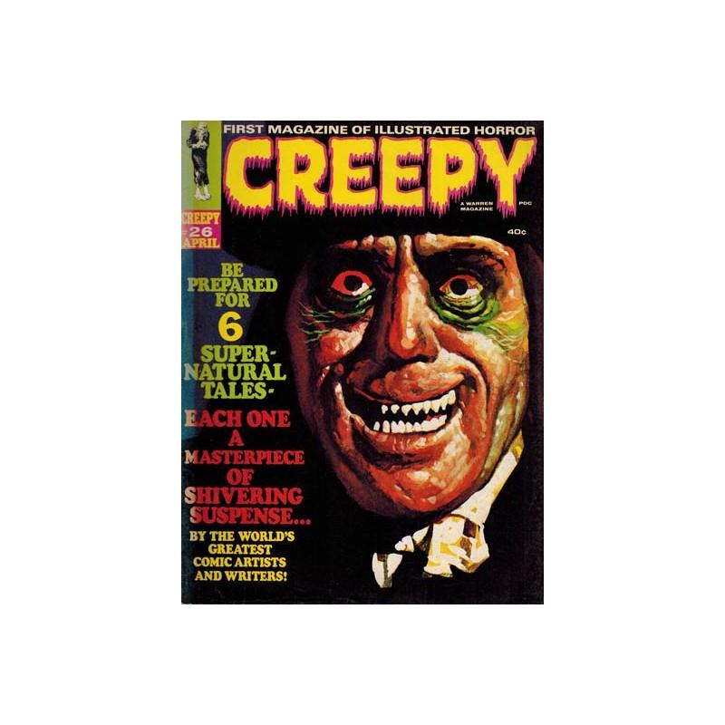 Creepy USA 026 1e druk 1968