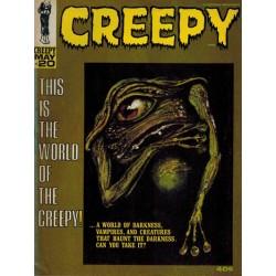 Creepy 020 1e druk 1968