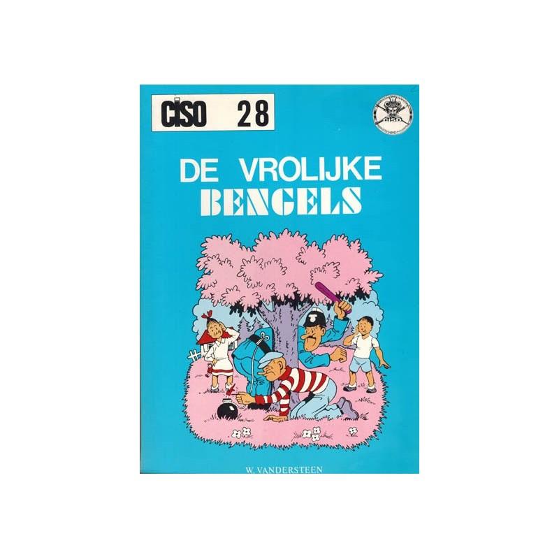 Ciso 28 De vrolijke bengels 1e druk 1979
