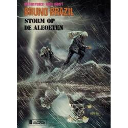 Bruno Brazil 08 Storm op de Aleoeten 1e druk Helmond 1976