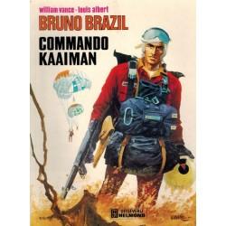 Bruno Brazil 02 Commando Kaaiman 1e druk* Helmond 1976
