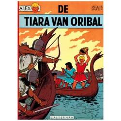 Alex 04 De tiara van Oribal herdruk