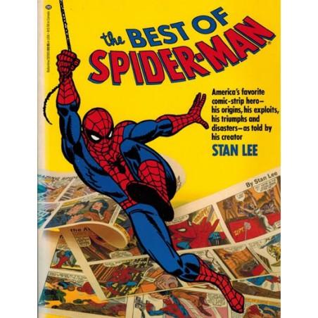 Best of Spider-man % America's favorite comic-strip hero – his origins, his exploits, his triumphs...
