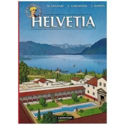 Alex  Reizen Helvetia (naar Jacques Martin)
