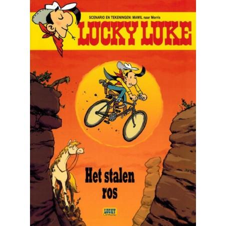 Lucky Luke   Oneshot 03 Het stalen ros