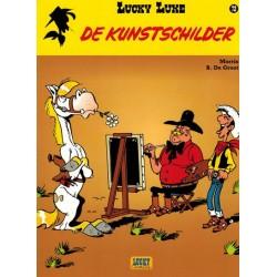 Lucky Luke    72 De kunstschilder