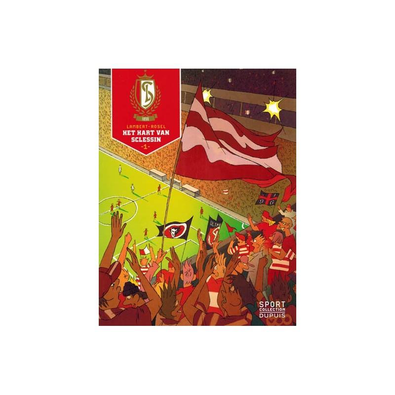 Standard Luik HC 01 Het hart van Sclessin (Sport colletion 2)