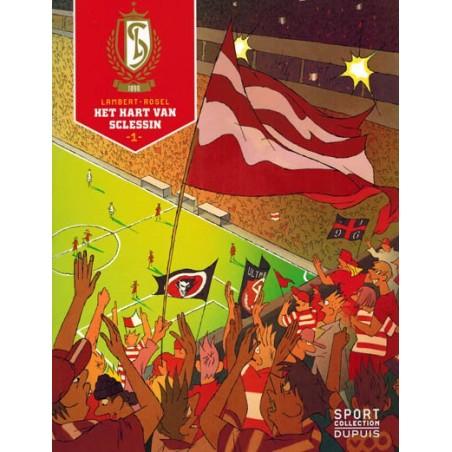Standard Luik HC 01 Het hart van Sclessin (Sport collection 2)