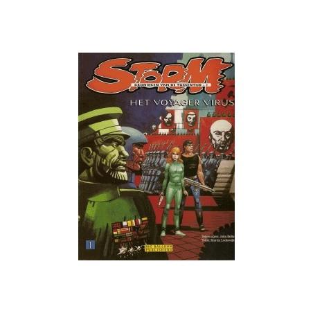 Storm Tussentijd SC Setje deel 1 - 3 1e drukken 1996-1998