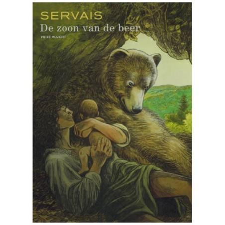 Vrije vlucht  HC De zoon van de beer
