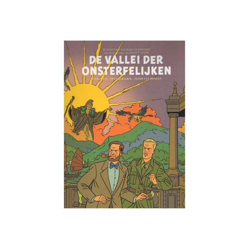 Blake & Mortimer  HC Biblio integraal De vallei der onsterfelijken deel 1 & 2