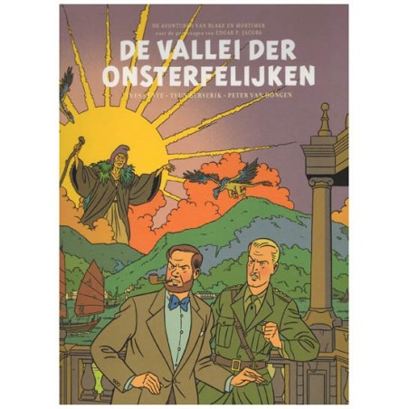 Blake & Mortimer HC Biblio integraal De vallei der onsterfelijken deel 1 & 2 1e druk 2019