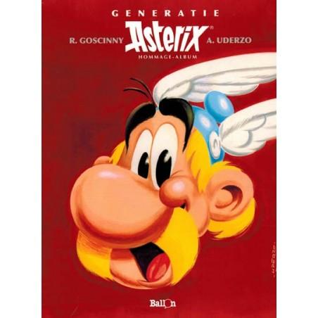 Asterix   Generatie Asterix  Hommage album (naar Uderzo & Goscinny)