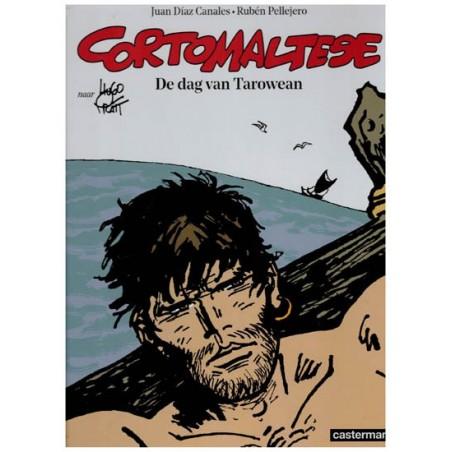 Corto Maltese   II 03 HC De dag van Tarowean (naar Hugo Pratt)