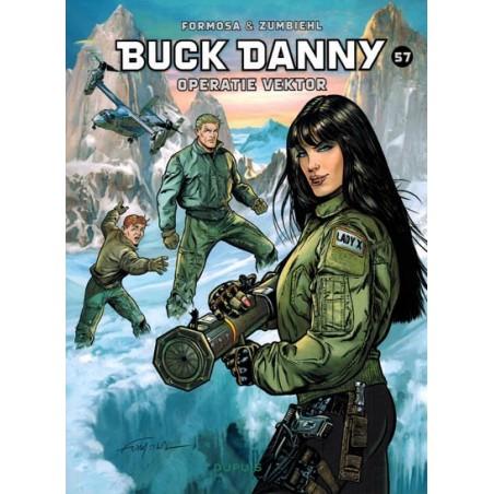Buck Danny  57 Operatie Vektor