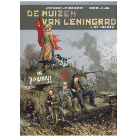 Muizen van Leningrad set HC deel 1 & 2 1e drukken* 2020