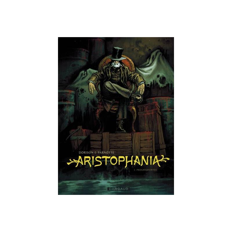 Aristophania 02 Progredientes