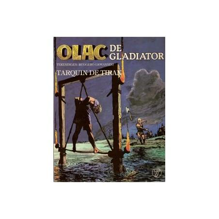 Olac de Gladiator 07<br>Tarquin de tiran<br>1e druk 1982