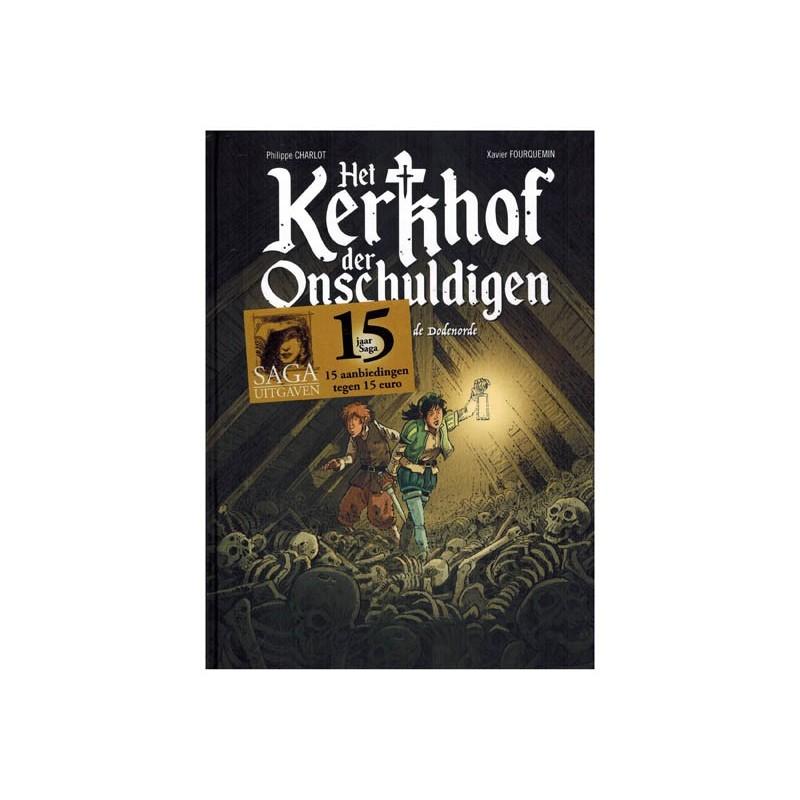 Kerkhof der onschuldigen set HC deel 1 & 2