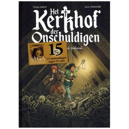 Kerkhof der onschuldigen set HC deel 1 t/m 3