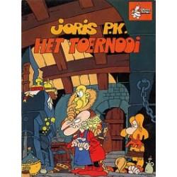 Joris PK set deel 1 t/m 4 1e drukken 1973-1977