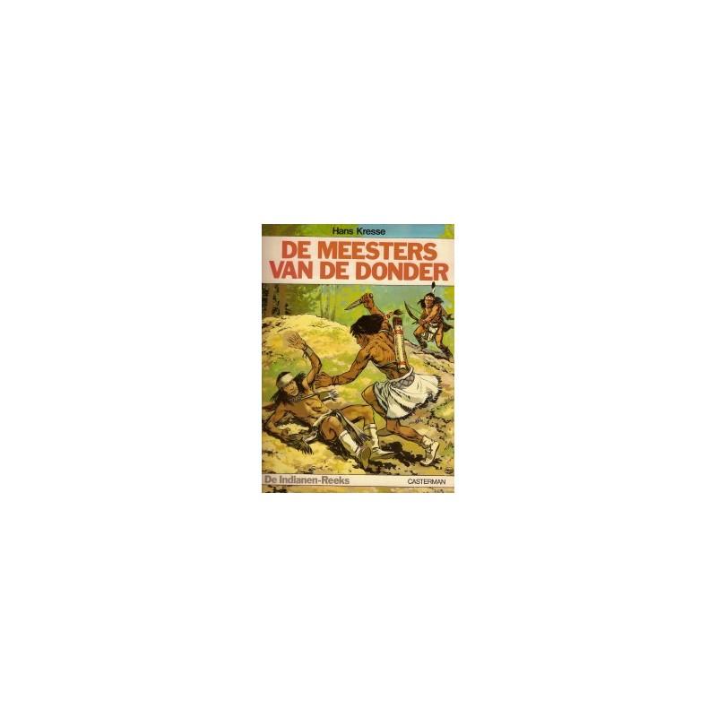 Indianenreeks setje Deel 1 t/m 9 1e drukken 1973-1982