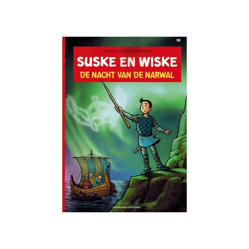 Suske & Wiske  350 De nacht van de narwal (naar Willy Vandersteen)
