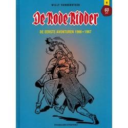 Rode Ridder   integraal HC 06 De eerste avonturen 1966-1967