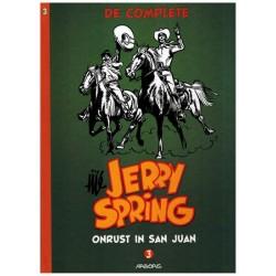 Jerry Spring  integraal 03 HC Onrust in San Juan