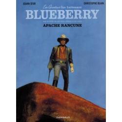 Blueberry   Oneshot 01 Apache rancune