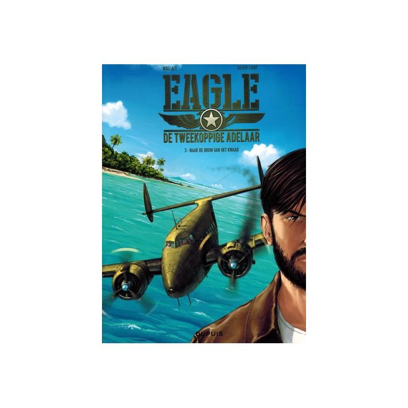 Tweekoppige adelaar Eagle HC 03 Naar de bron van het kwaad