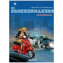 Brokkenmakers  integraal 07 HC