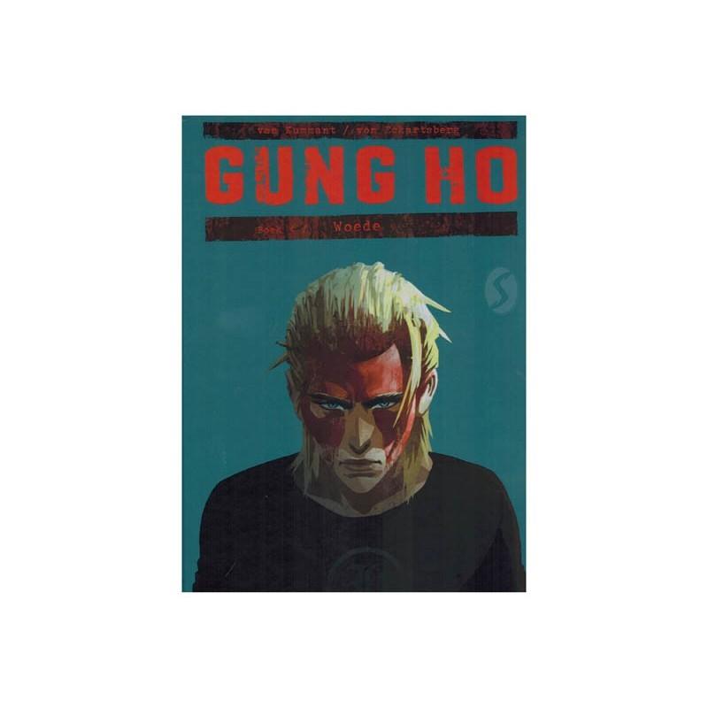 Gung Ho  04 HC Woede