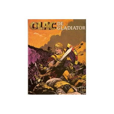 Olac de Gladiator 01<br>1e druk 1980