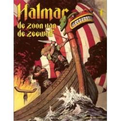 Halmar<br>De zoon van de zeewolf<br>1e druk 1980
