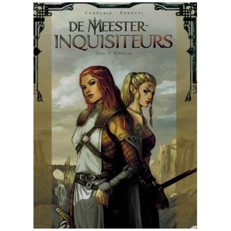Meester inquisiteurs HC 08 Synillia