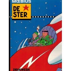 Wereld van Edena 01 De ster 1e druk 1986