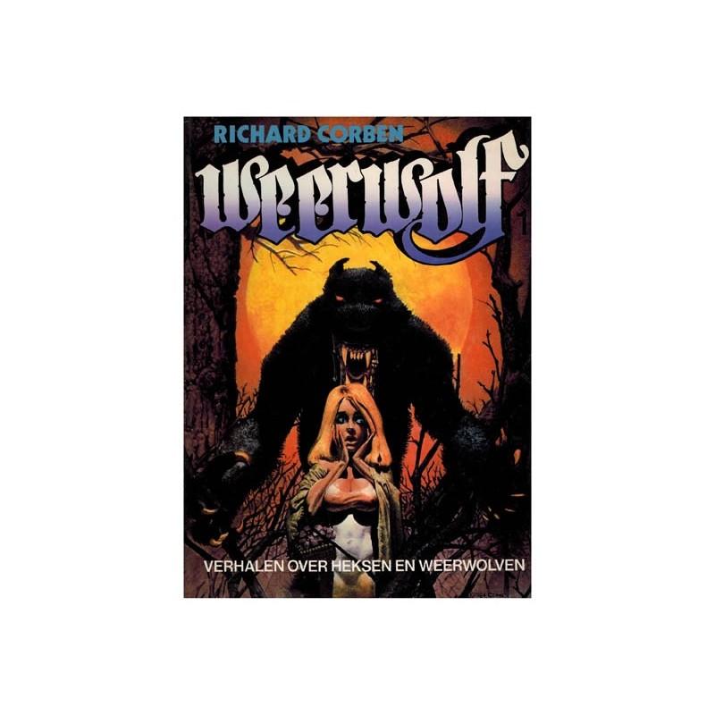 Weerwolf HC Verhalen over heksen en weerwolven 1e druk 1985