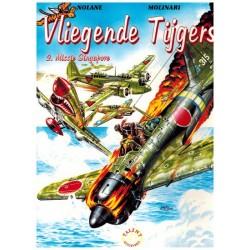 Vliegende tijgers 02 Missie Singapore 1e druk 1996