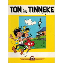 Ton & Tineke (Ton en Tinneke) reclame-album Cote d'Or 1e druk 1987