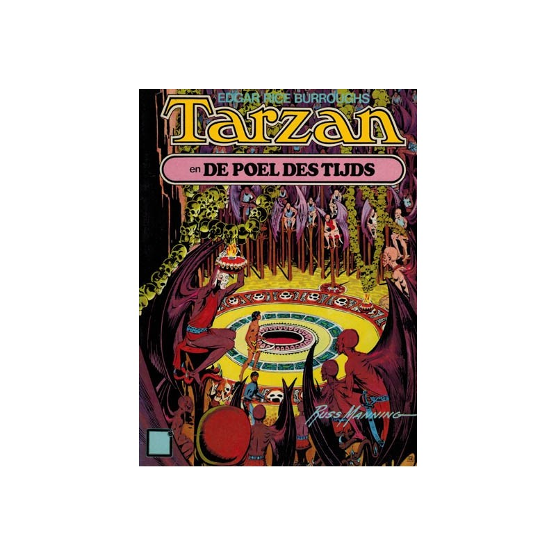 Tarzan De poel des tijds 1e druk 1975