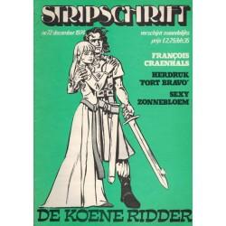 Stripschrift 072 1e druk 1974