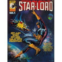 Star-Lord 01 Een man tegen een heel galactische keizerrijk 1e druk 1979
