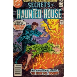 Secrets of Haunted house 18 first printing 1979