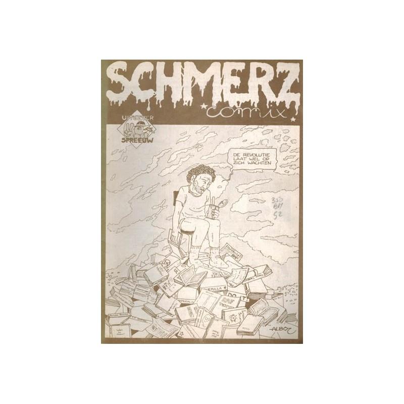 Schmerz comics 01 1e druk 1978