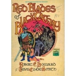 Red blades of Black Cathay first printing 1975 (naar Robert E. Howard)