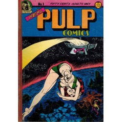 Real pulp comics 01% first printing 1971