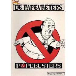 Papevreters 01 Popebusters 1e druk 1985