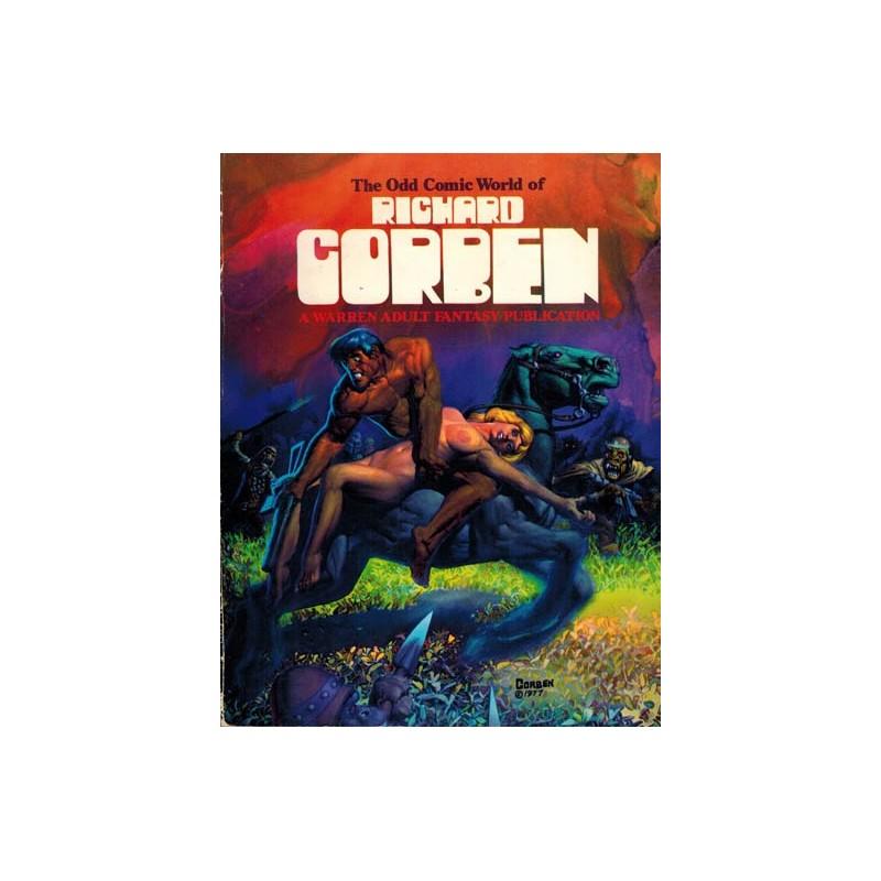 Odd comic world of Richard Corben first printing 1977
